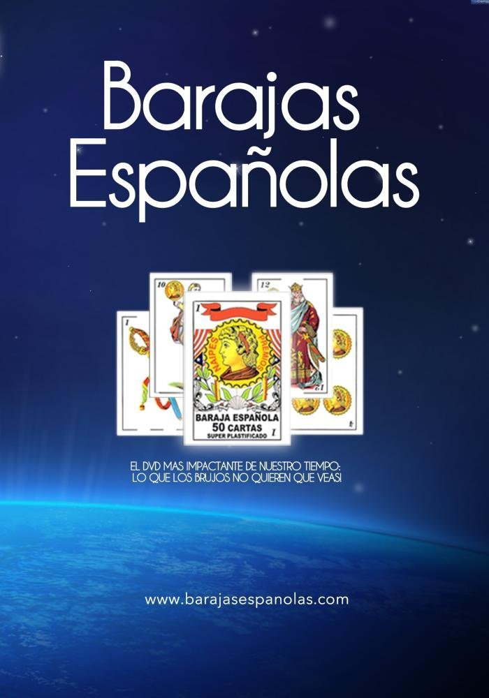 Amazon.com: Tarot: barajas espanola: Claudio Peña: Movies & TV
