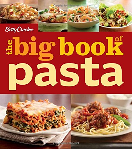 Betty Crocker Big Book Pasta