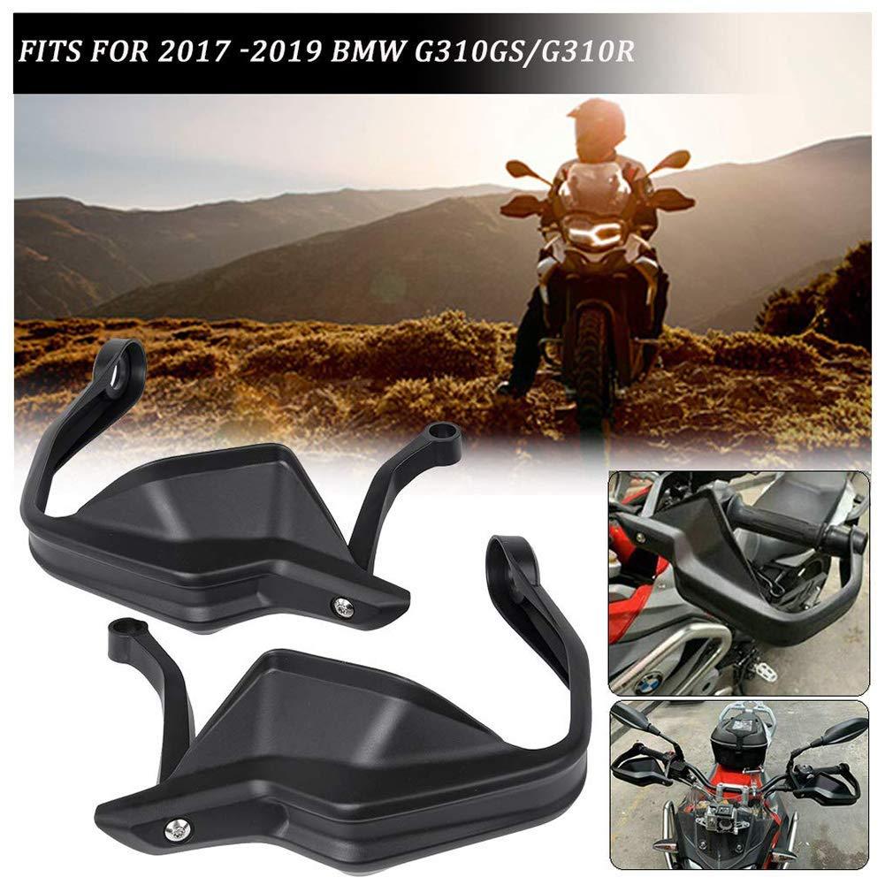 MEGAN Mano Rejillas de protecci/ón para el 2017 2018 2019 BMW G310GS G310R Motocicleta ABS Barra de la manija de Freno Guardamanos palancas de Embrague Protector G 310 GS R