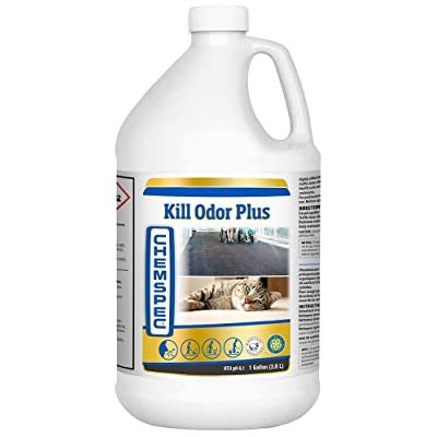 Chemspec Kill Odor Plus Professional Carpet and Textile Cleaner and Deodorizer, 1 Gal: Industrial & Scientific