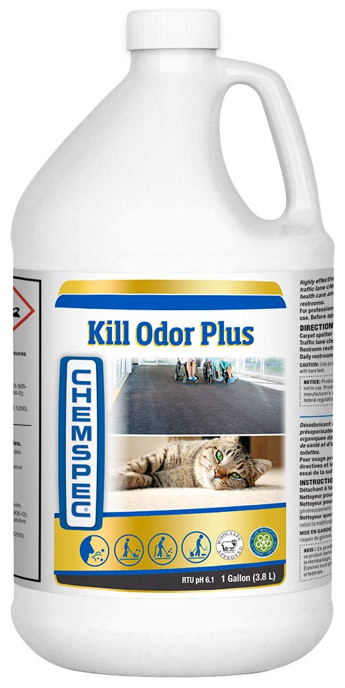 Chemspec Kill Odor Plus Professional Carpet and Textile Cleaner and Deodorizer, 1 Gal by Chemspec
