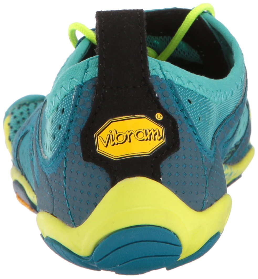 Vibram Women's V Running Shoe B071GQYYHB 42 EU/9-9.5 M US B EU (42 EU/9-9.5 US US)|Teal/Navy