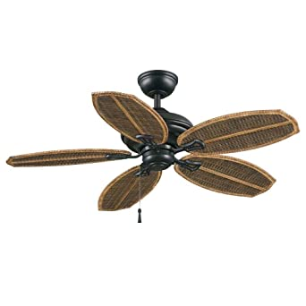 Palm beach ii 48 in outdoor natural iron ceiling fan natural iron outdoor natural iron ceiling fan natural iron mozeypictures Images