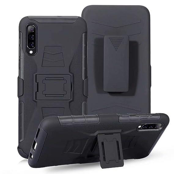 Amazon.com: GoKuKi - Carcasa rígida para Samsung Galaxy A70 ...