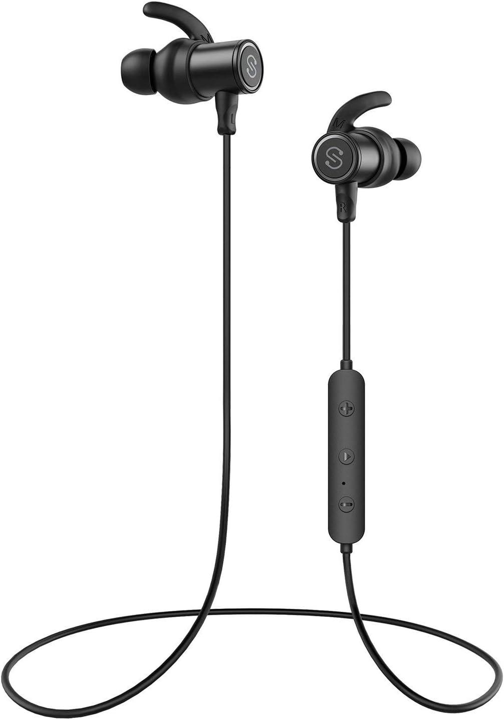Amazon.com: SoundPEATS - Auriculares inalámbricos Bluetooth ...