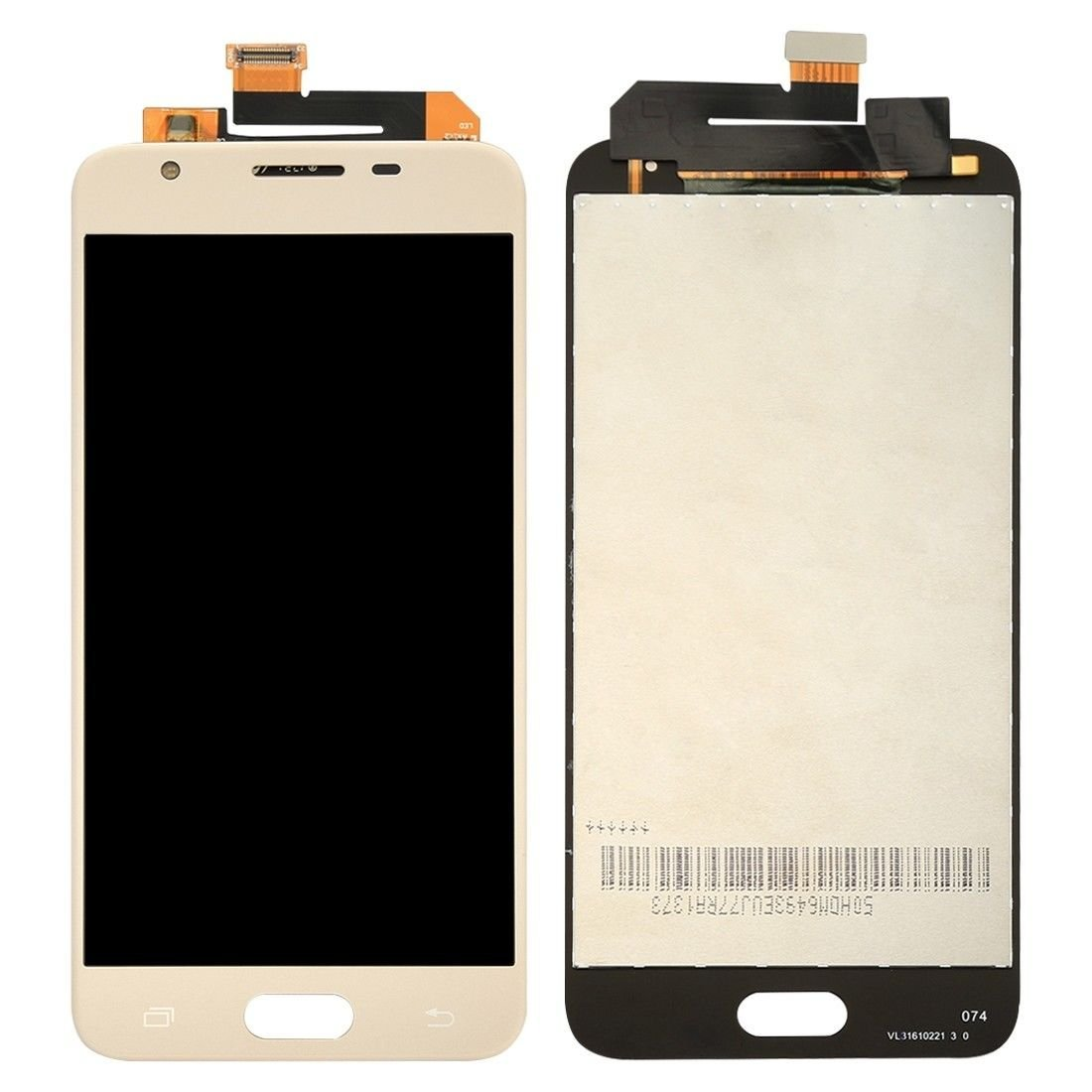 LCD Display Touch Screen Digitizer New Assembly For Samsung Galaxy J5 Prime Duos G570F G570M G570Y G5520 5.0'' Gold