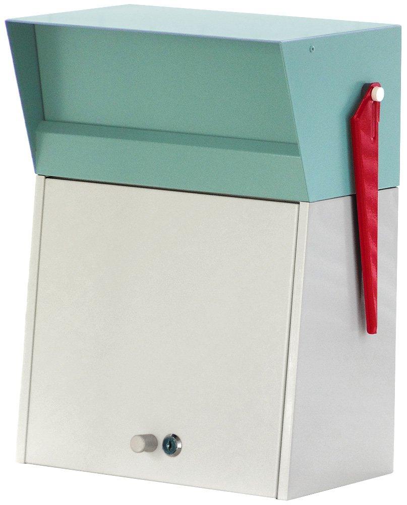 HERMOSA MELROSE POST メールBOX グリーン MR-001 B077D3NSDY 16200
