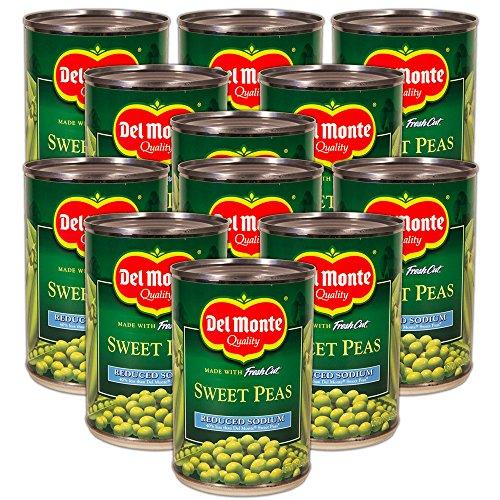 Del Monte Sweet Peas 15 oz