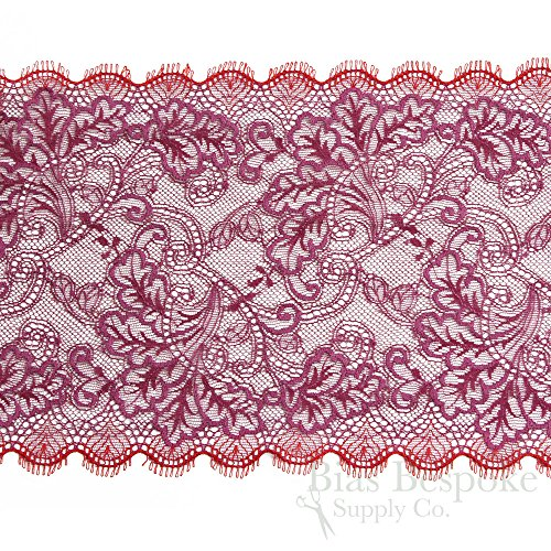 French Leavers Lace - 8