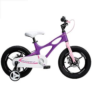 Bicicletas YANFEI Nueva Niños Space Shuttle de Royal Baby, Ligera de magnesio para Niños y
