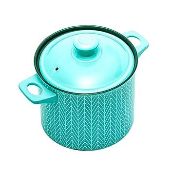 YI HOME- Manual De La Cocina De La Cacerola Inicio Sopa De Gas De Múltiples