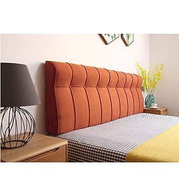 Amazon.com: Ainni - Almohadilla lumbar para respaldo de cama ...
