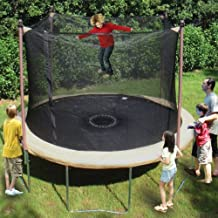 Trainor Sports 11-Feet Trampoline and Enclosure Combo