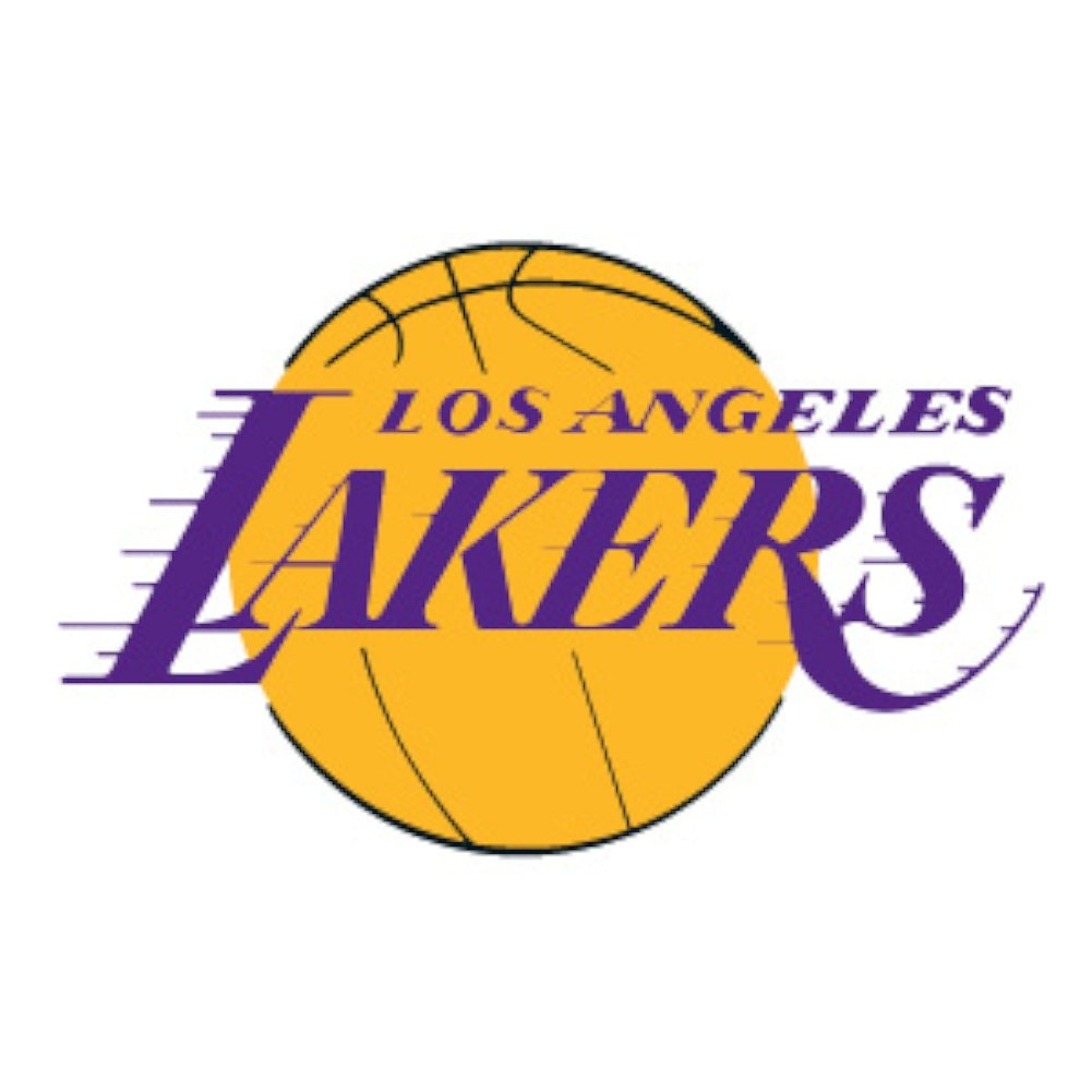 Axiz Group PWR82001 L.A. Lakers Power Decal