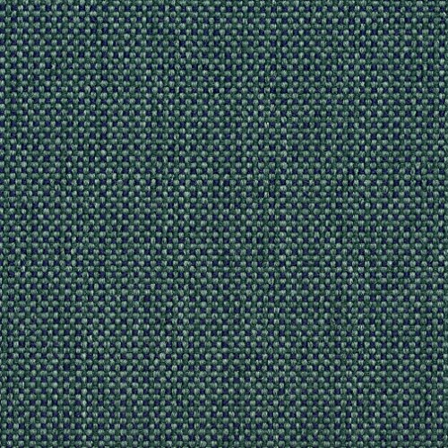 J608 Green and Navy Blue Intertwined Tweed Commercial Automotive and Church Pew Upholstery Grade Fabric by The Yard