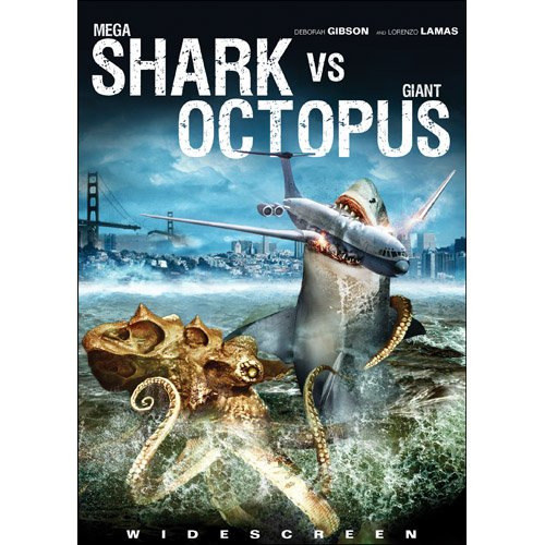 (Mega Shark vs. Giant Octopus)