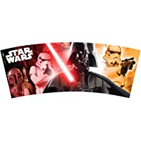 Star Wars - Papelera de plástico, 22 x