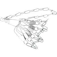 Eagle Claw 04310-005 Chain Stringer