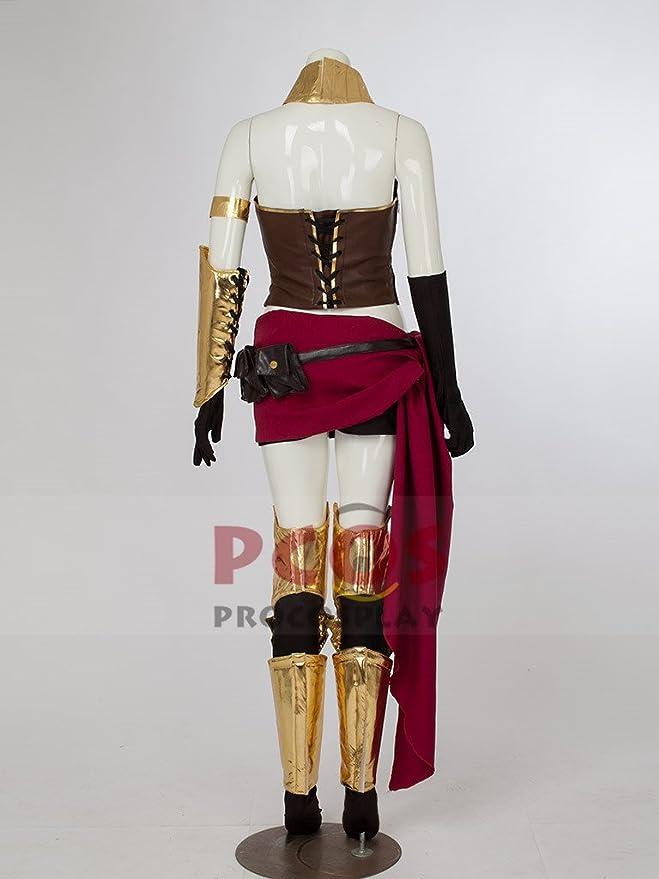 : RWBY Pyrrha Nikos cosplay costume Custom