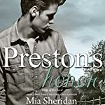 Preston's Honor   Mia Sheridan