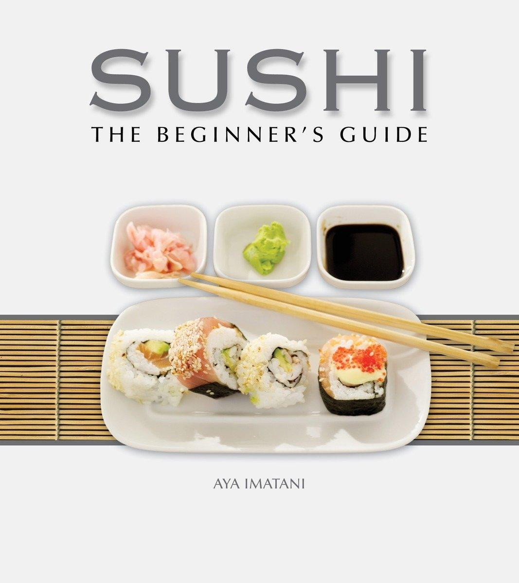 Sushi Beginners Guide Aya Imatani product image
