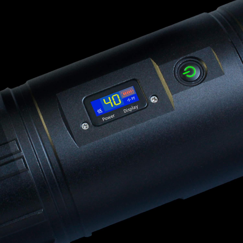 WSXX Super Bright Powerful LED High-Power Fishing Light, Night Fishing Light, Super Bright Glare Fishing Flashlight by WSXX (Image #2)