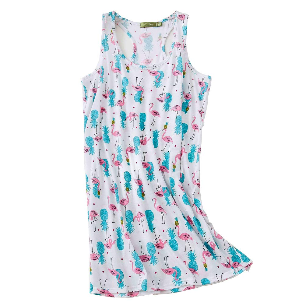 CAREFREE SLEEVELESS RAZORBACK BEDTIME SHIRT