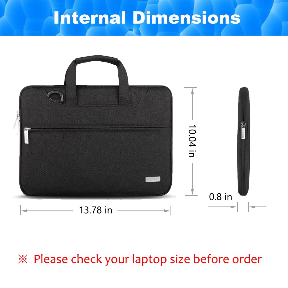 ... Protectora Laptop Sleeve Dura y Impermeable para 12.9