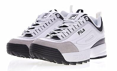 c6caf27e74 Fila Disruptor II 2 Chaussures de Sport Femme - Chaussures de Course des  Femmes Légères des