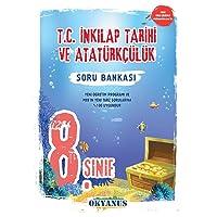 Okyanus Yayınları 8. Sınıf T.C. İnkilap Tarihi ve Atatürkçülük Soru Bankası