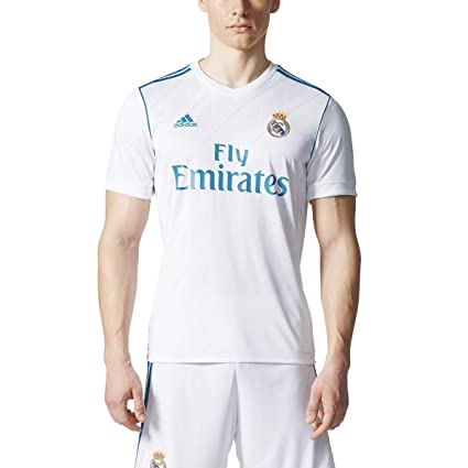 2d08960c751b5 adidas Real Madrid CF Home Jersey [White]