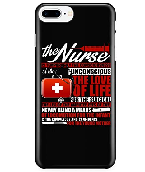 more photos 5e168 db7e9 Amazon.com: iPhone 7 Plus/7s Plus/8 Plus Case, The Love of Life Case ...