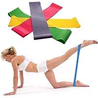 Ouneed 1PC Banda de resistencia Loop yoga pilates