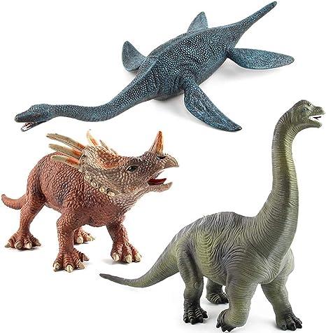 Amazon | CORPER TOYS 恐竜おもちゃ スティラコサウルス 首長竜 ...