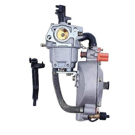 Amazon com: Carburetor Dual Fuel Conversion Kit for Honda GX160