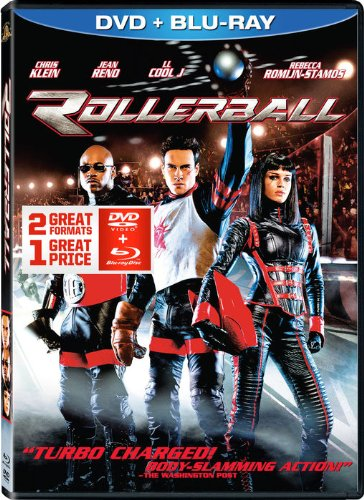 Amazon.com: Rollerball (Two-Disc Blu-ray/DVD Combo in DVD Packaging): Rollerball: Movies & TV
