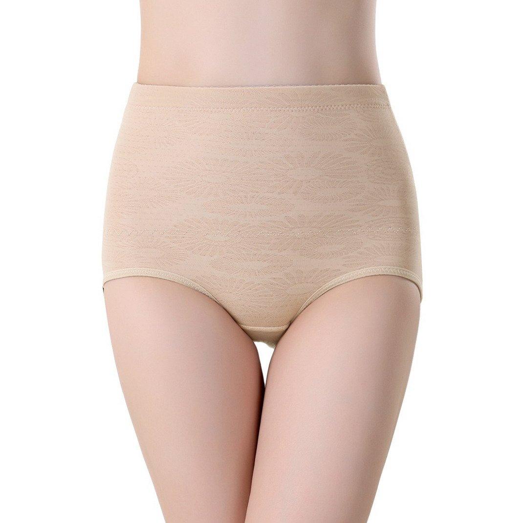 Niyatree Women's Hi-waist Shapewear Full Brief Firm Control Tummy Slimming