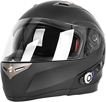 best modular motorcycle helmet with bluetooth
