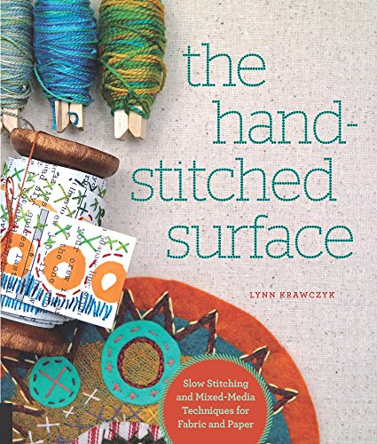 The Hand-Stitched Surface (Craft International Stencil)