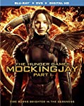 Cover Image for 'Hunger Games, The: Mockingjay - Part 1 [Blu-ray + DVD + Digital HD]'