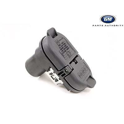 General Motors 2014-2020 Silverado Sierra Trailer Hitch Connector/Receptacle Plug 23404450 7 Way - 4 Way: Automotive [5Bkhe0414874]
