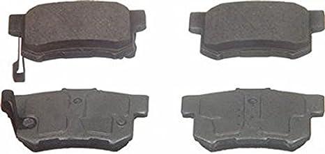 For Legend,Odyssey,Oasis,RL,TL,CL,CR-V,Element,RDX Rear Semi-Metallic Brake Pads