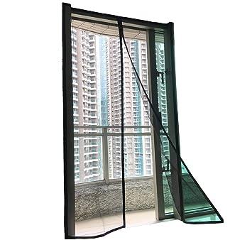 ForSeasons - Cortina de fibra de vidrio magnética con marco ...