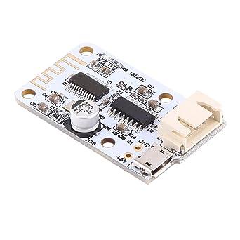DC 5V 2 × 3W Mini Amplificador de Audio de Alimentación de USB Placa de Amplificador