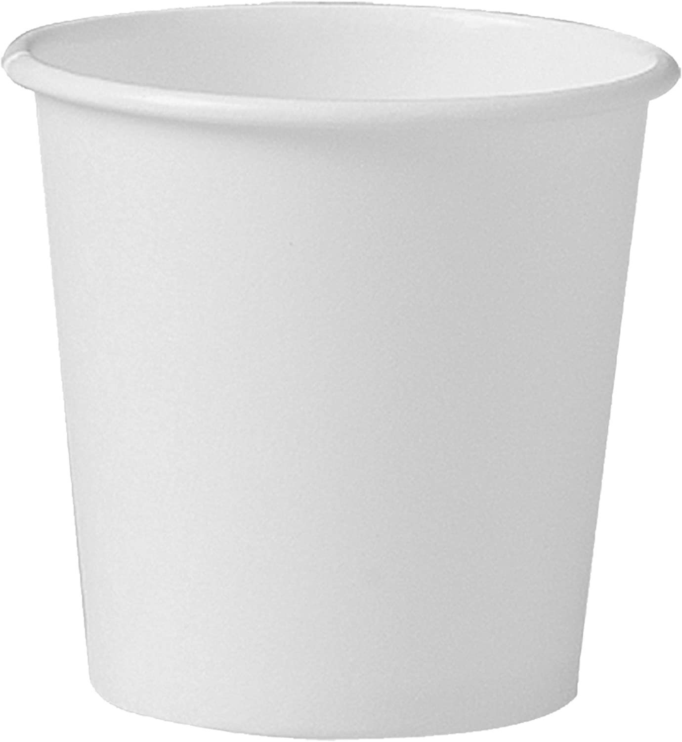 SOLO 374W2050 4 Oz. Paper Hot CupWhite (1000-Pack) 1000-Pack