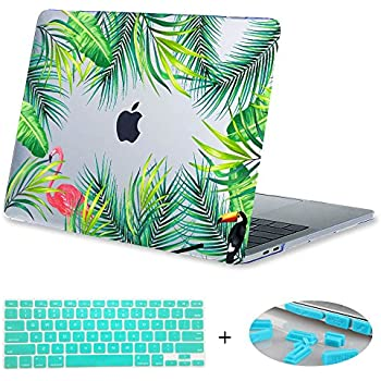 Amazon.com: MacBook Air 11 Inch Case - L2W 2 in 1 Flowers ...