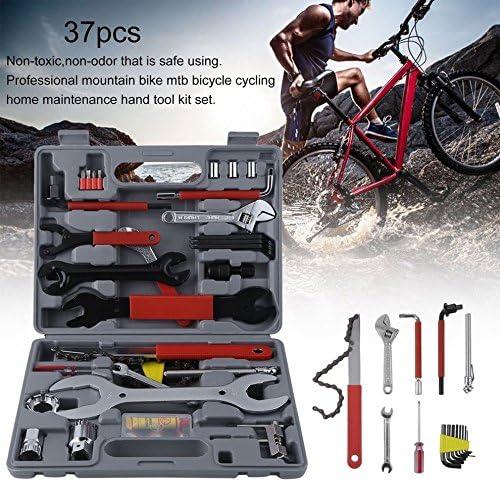 37pcs multifuncional combinado Kit de reparación de bicicleta para ...