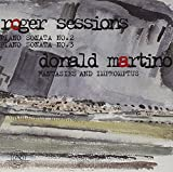 Sessions: Piano Sonatas Nos. 2 and 3 / Martino: Fantasies and Impromptus