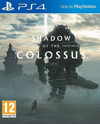 Sony Shadow of the Colossus, PS4 Básico PlayStation 4 vídeo ...