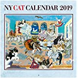 ジャパンアーチスト 2019 NY CAT CALENDAR